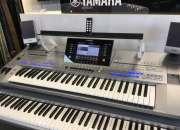 Para la venta yamaha tyros 5 76-key arranger workstation teclado