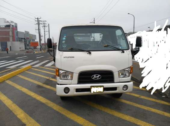 Venta de camion hyundai hd78
