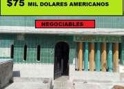 BELLA CASA EN VENTA EN VILLA EL SALVADOR