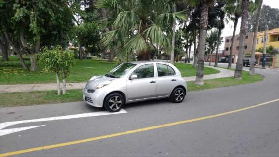 Nissan march 2007, 3000 $