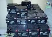compramos Baterias en uso
