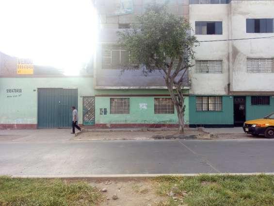 Venta de casa con terreno 330m2 (15 22) zona comercial, cerca de gamarra - la victoria