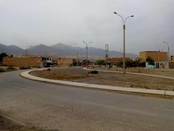 Fotos de Venta de terreno, área 121 m2– los portales de carabayllo 7