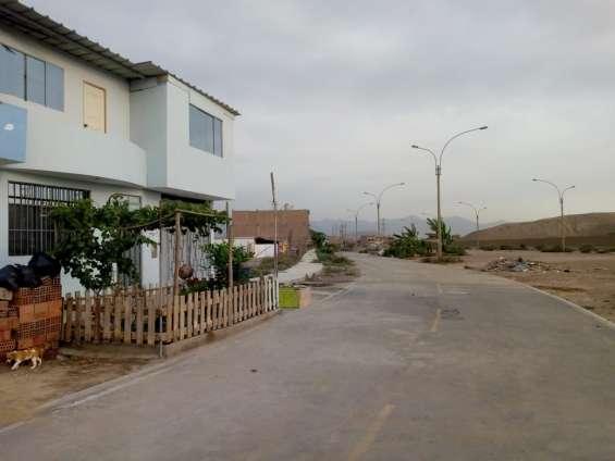 Fotos de Venta de terreno, área 121 m2– los portales de carabayllo 4