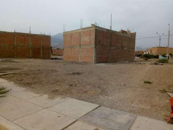 Fotos de Venta de terreno, área 121 m2– los portales de carabayllo 3
