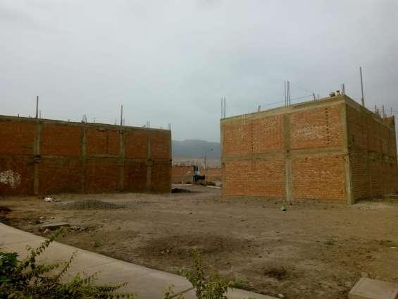 Fotos de Venta de terreno, área 121 m2– los portales de carabayllo 6