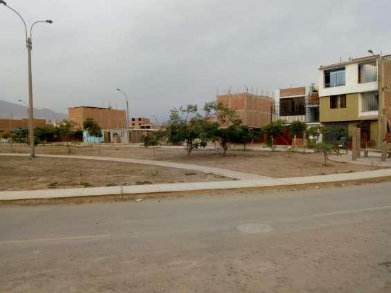 Fotos de Venta de terreno, área 121 m2– los portales de carabayllo 5
