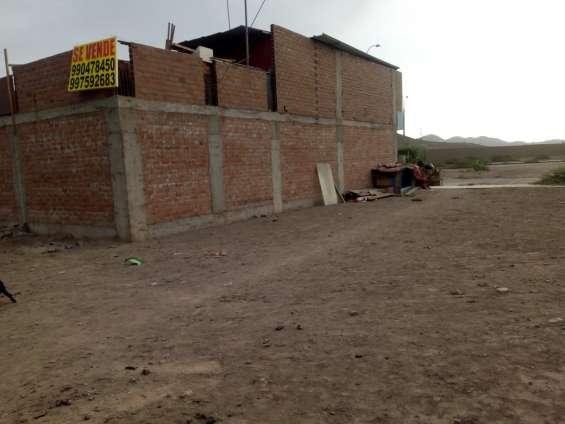 Venta de terreno, área 121 m2– los portales de carabayllo