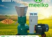 Peletizadora MKFD260B Electrica MEELKO