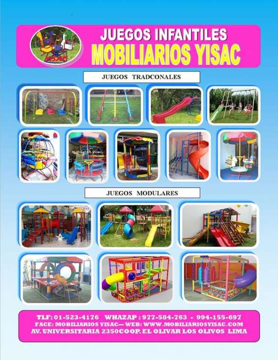 Juegos infantiles/ / yisac