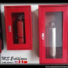 Fotos de Recarga y venta de extintores contra incendios 6