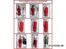 Fotos de Recarga y venta de extintores contra incendios 5