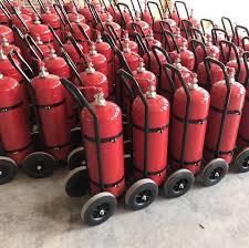 Fotos de Recarga y venta de extintores contra incendios 3