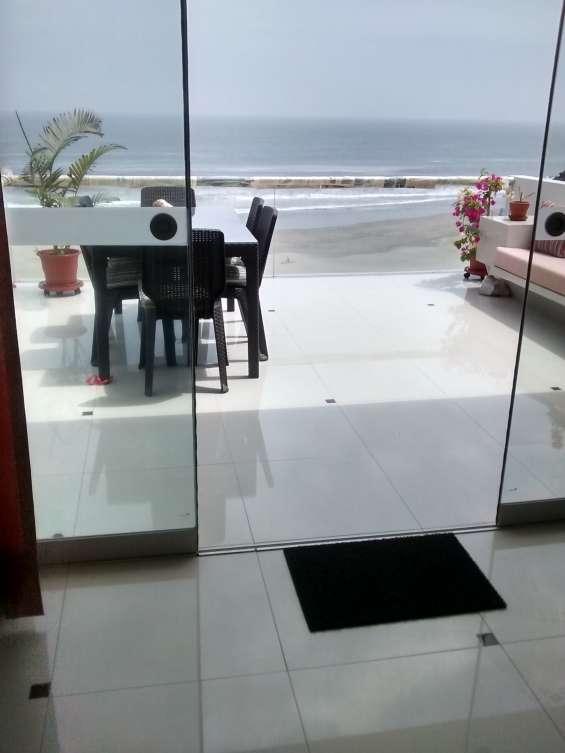 Vendo departamento en playa puerto fiel
