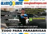 REPARACIÒN DE PARABRISAS AUTOMOTRICES En LIMA Pueblo Libre PERU GLASSDRIVE