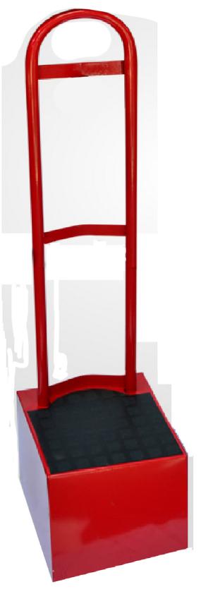 Pedestales de 6 kilos y 12 kilos para extintores 955548105
