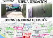 VENTA DE TERRENO Luis Varela y Orbegoso 344 Surquillo - Lima