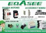 Guardamotores  y equipos electricos