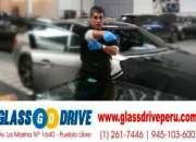 Glassdrive cambio de parabrisas automotrices lima peru pueblo libre