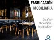 DISEÑO Y FABRICACIÓN DE MOBILIARIO - NEON HOUSE LED
