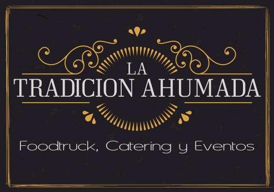 La tradición ahumada food truck catering eventos