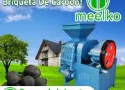 1 Prensa de Briquetas MKBC15  MEELKO