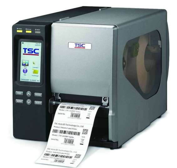 Impresora ttp-tsc2410mt semi-industrial