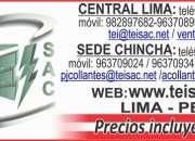 CAMARAS DE SEGURIDAD Y ENCODERS INCREMENTALES