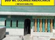 Se vende en Villa El Salvador casa en ocasión