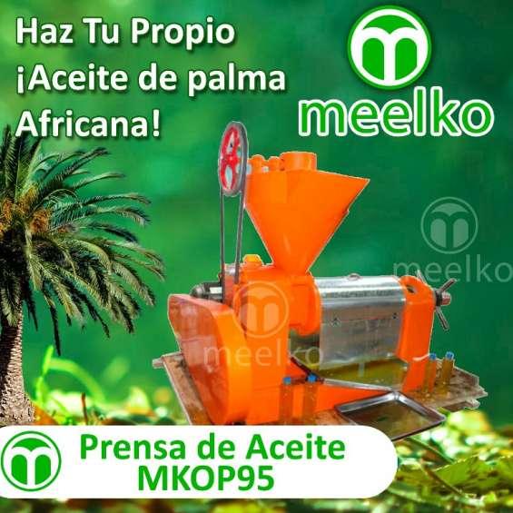 Prensa de aceite, meelko. mkop95