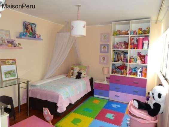 Fotos de Vendo departamento 109 m2 3 dorm. la molina (465-g-h 10