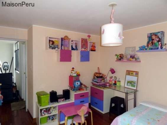 Fotos de Vendo departamento 109 m2 3 dorm. la molina (465-g-h 11