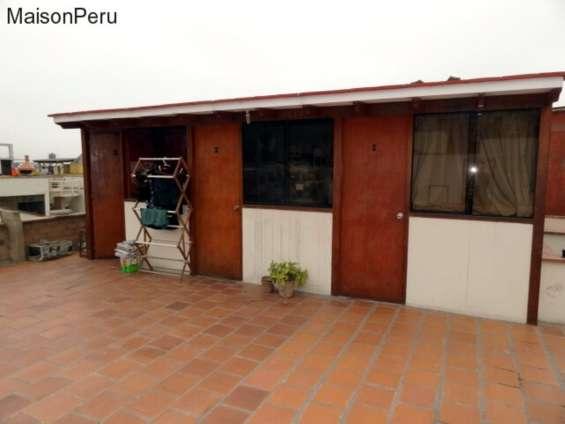 Fotos de Vendo departamento 109 m2 3 dorm. la molina (465-g-h 18