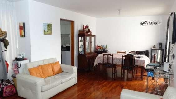 Fotos de Vendo departamento 119 m2 3 dorm. jesús maría (673-f-l 1