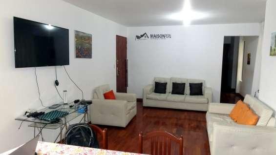 Fotos de Vendo departamento 119 m2 3 dorm. jesús maría (673-f-l 4