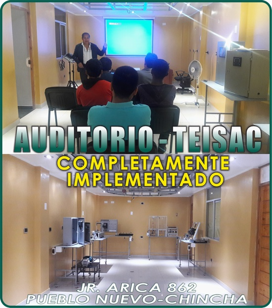 Fotos de Automatizacion y control de procesos - cursos 5