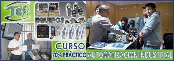 Fotos de Automatizacion y control de procesos - cursos 2