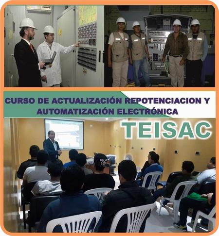 Automatizacion y control de procesos - cursos