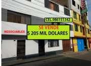 Hermosa casa en Venta en San Juan de Miraflores