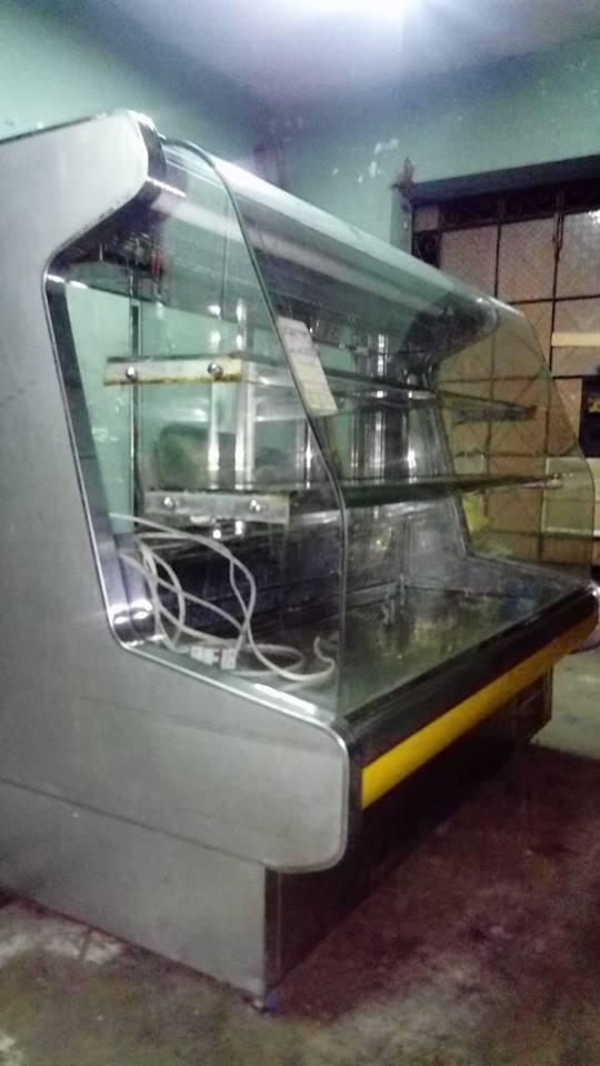 Exhibidora refrigerada