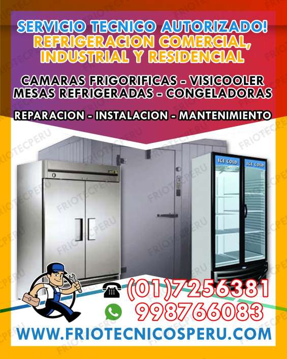 Reparacion de maquinas exhibidoras 998766083 lima