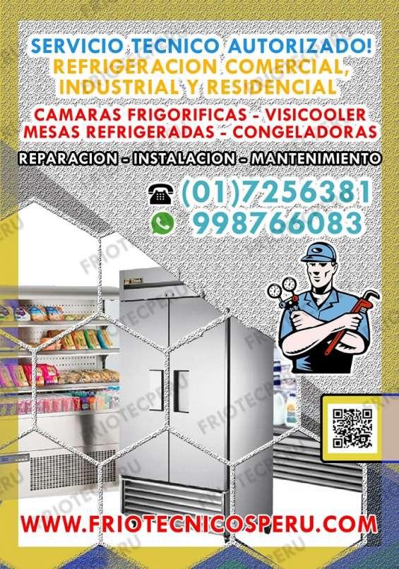 Reparacion de maquinas exhibidoras 998766083