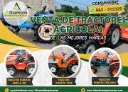 Altamira maquinarias – tractores agrícolas – en lima