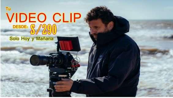 Produccion de video en lima