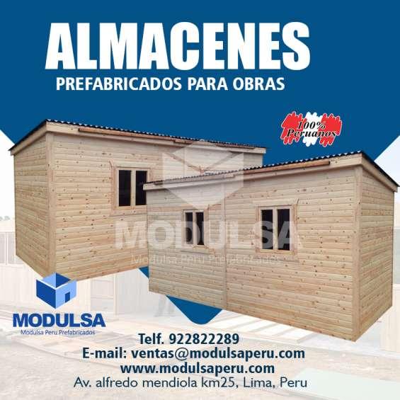 Fabricacion de casetas de madera