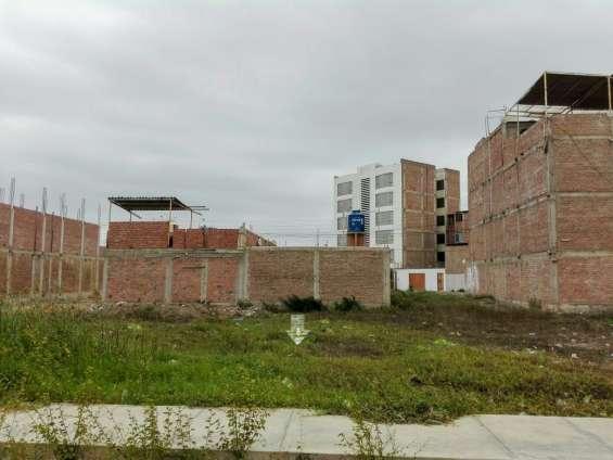 Se vende terreno en urbanización la purisima
