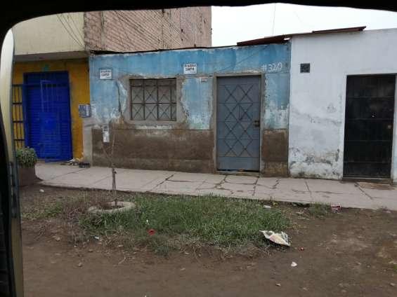 Se vende terreno en villa maria del triunfo de 100 m2