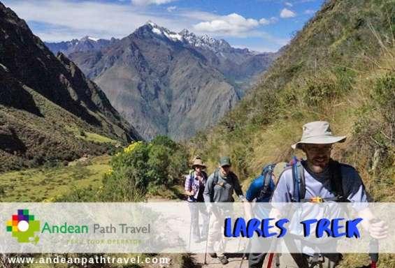 Enjoy 4 days lares trek in best price-andean path travel