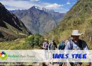 Enjoy 4 days lares trek in best price-andean path travel