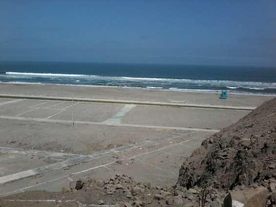 Vendo lotes playa cerro azul